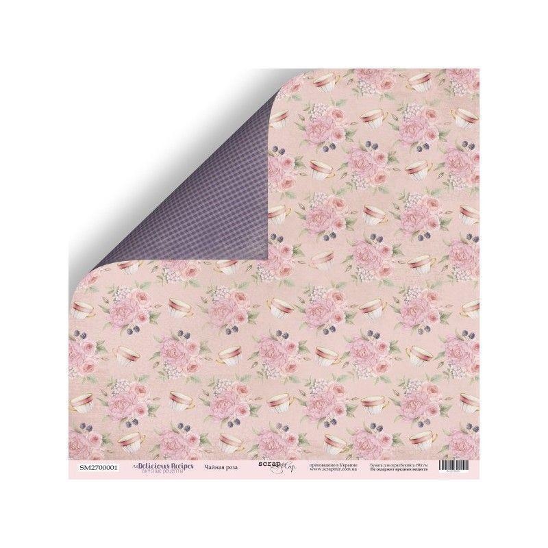 DELICIOUS RECIPES - Scrapmir chipboard la esquinita del scrap tienda online scrapbooking scrapbook papeles stickers die cuts blocs colecciones