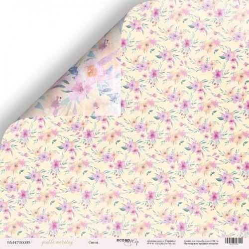GENTLE MORNING - Scrapmir chipboard la esquinita del scrap tienda online scrapbooking scrapbook papeles stickers die cuts blocs colecciones