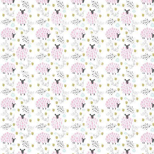 Scandi Baby Girl - FABRIKA DECORU scrapbook la esquinita del scrap tienda online de scrapbooking venta de colecciones papeles stickers die cuts chapas troqueles suajes sellos