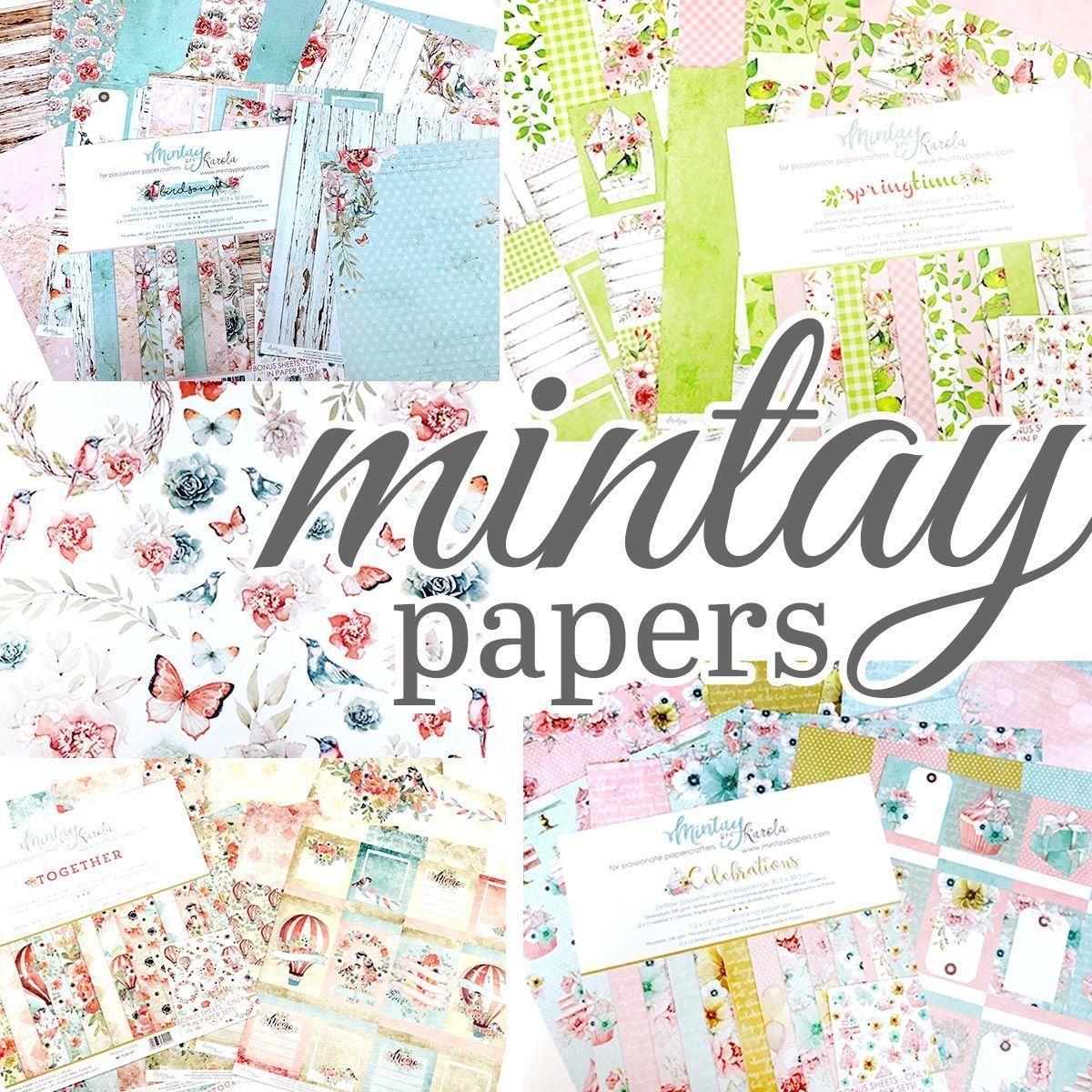 colecciones Mintay Papers