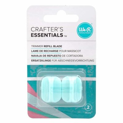 recambio cuchillas tabla de corte WRMK WE R MEMORY KEEPERS trimmer refill blades 661030 - 1