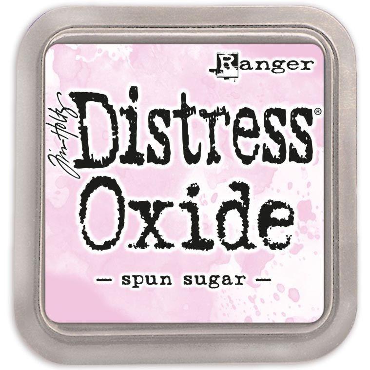 DISTRESS OXIDE spun sugar ranger ink tinta scrapbooking la esquinita del scrap México 1