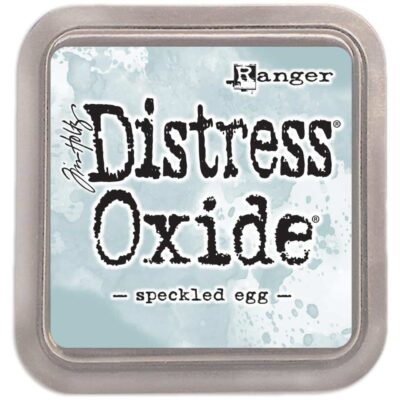speckled egg DISTRESS OXIDE INK PAD - ranger Tim Holtz la esquinita del scrap Mexico scrapbook