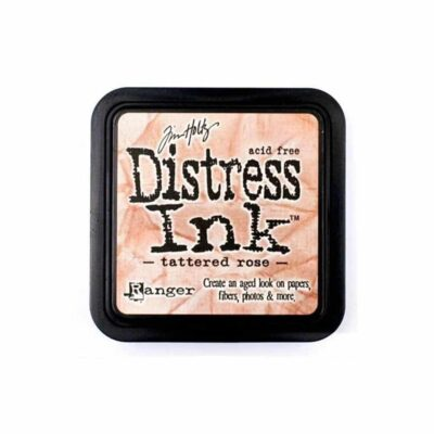 tattered rose MINI DISTRESS INK PAD - ranger Tim Holtz la esquinita del scrap Mexico scrapbook