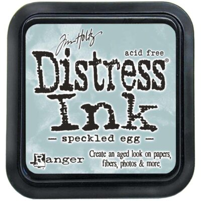 Speckled Egg DISTRESS INK PAD - ranger Tim Holtz la esquinita del scrap Mexico scrapbook