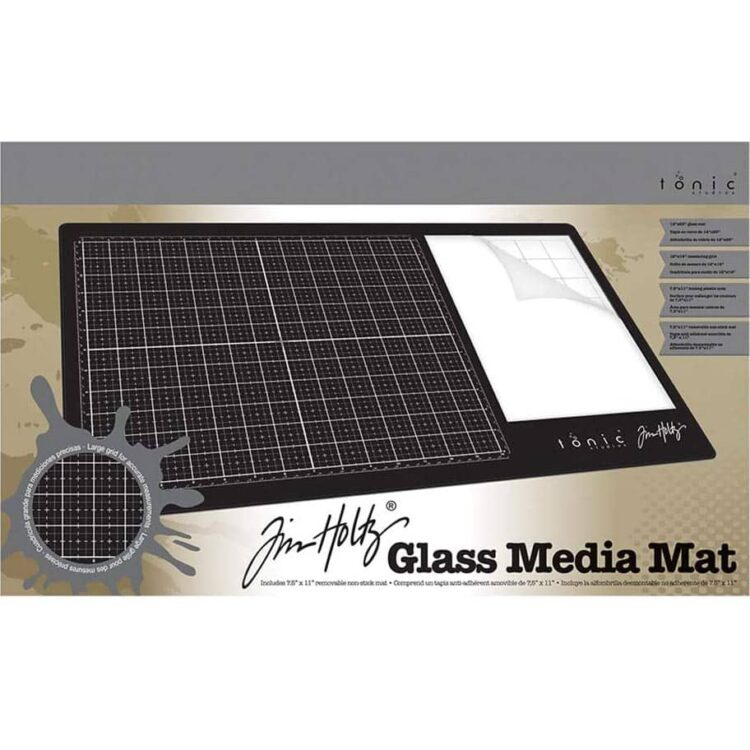 Tonic Studio Tim Holtz THE GLASS MAT