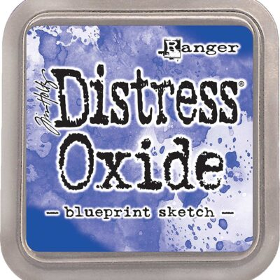 blueprint sketch DISTRESS OXIDE INK PAD - ranger Tim Holtz la esquinita del scrap Mexico scrapbook