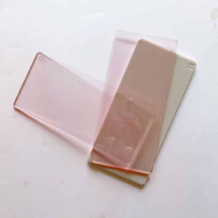 placas recambio repuesto troqueladora COCO CUTTIE rosa Alúa Cid mini evolution pink scrapbook suajadora suajes troqueles metálicos La esquinita del scrap México 1
