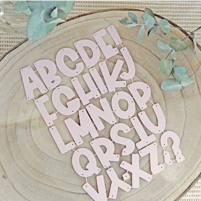 troquel alfabeto brady bunch colección TRAVEL Alúa Cid scrapbooking viajes vacaciones La esquinita del scrap México