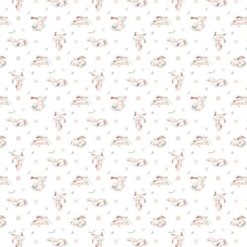 SWEET BUNNY - Fabrika decoru scrapbooking colección infantil conejos bebé la esquinita del scrap México